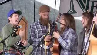 No Hiding Place- Empty Bottle String Band @ Gate City, VA 10/4/2014