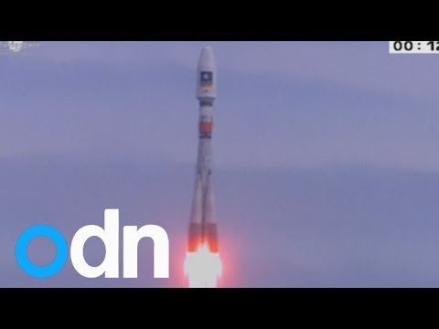 Soyuz launch: European Space Agency puts two satellites into orbit