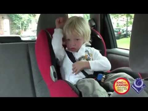 how to stop toddler escaping from car seat