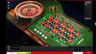 Winning Roulette System!! LADBROKES CASINO. £10 in 3minutes!(Join Ladbrokes here for £500 bonus! Use the bonus and not your own money!, 2015-12-03T16:10:17.000Z)