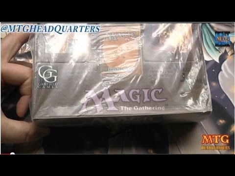 The Dark MTG Booster Box Opening