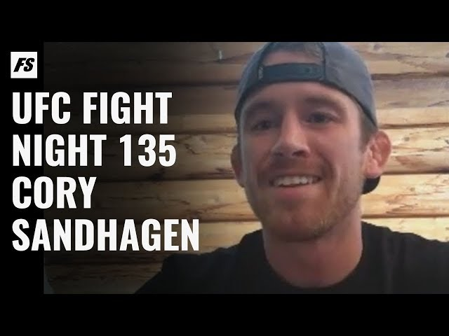 Cory Sandhagen Talks Iuri Alcantara Fight And Training With Justin Gaethje