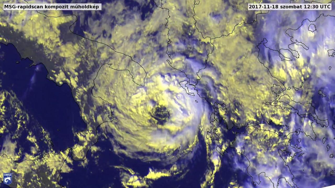 A pesar de que su aspecto es muy similar al de un huracán, no llega a serlo porque sus vientos máximos sostenidos no superan los 40 nudos (74 km/h). Esto lo clasificaría como una tormenta tropical.  Para poder ser clasificado como huracán sus vientos deberían haber alcanzado, al menos, los 65 nudos (120 km/h).  En si, los medicanes no están considerados huracanes como tal.  En realidad, se trata de una depresión o borrasca pero que tiene forma de ciclón tropical. En resumen, un huracán pero de tamaño 'mini' (y fuerza 'mini').