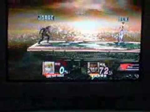 Semifinal -Samus zero Suit vs Snake -ganador-LaiN ...