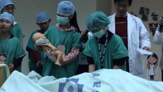 謝萓庭104年2月小小醫生體驗營-5