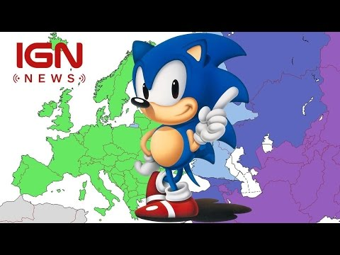Sonic Mania Collector's Edition Not Coming to Europe - IGN News