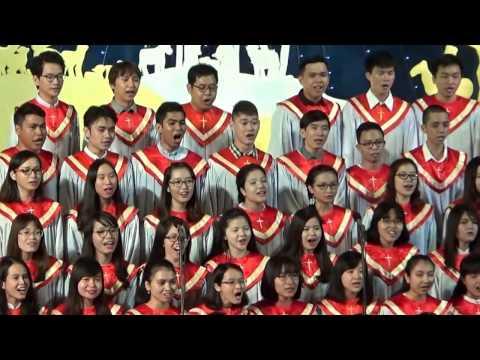 KHÚC THIÊN CA - BHL Thanh niên NTP_Giáng sinh 24/12/2016 (Lễ 1)
