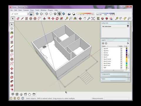 Part 3: Make Building Envelope