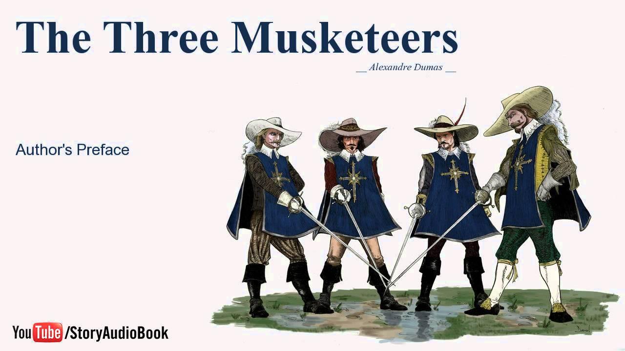 Three novel pdf musketeers the
