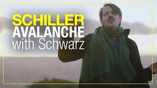 """SCHILLER: """"Avalanche"""" // mit Schwarz"""