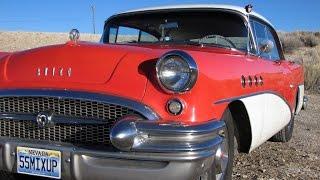 1955 Buick Century - Driving This Beautiful Car