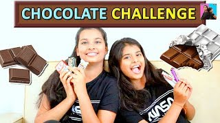 Guess the Chocolate Challenge l Anu And Ayu Twin Sisters