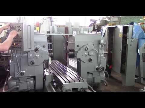 Cincinnati Milacron Duplex Mill