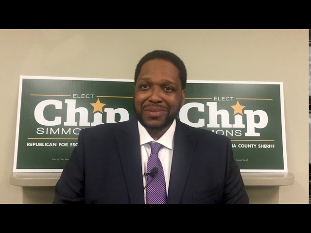 Willie Kirkland Jr. endorses Chip Simmons for Sheriff