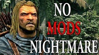 So You Wanna Play SKYRIM With No Mods?