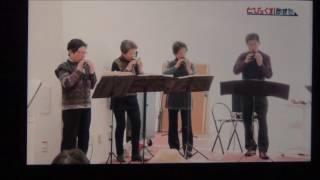 """オカリナ のの花 アンサンブルコンサート"""" が、アキタケーブルテレビし..."""