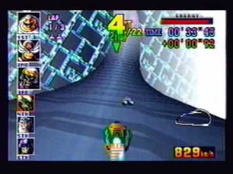 F-Zero X Master Playthrough