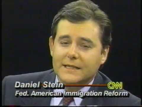 Dan Stein on CNN Crossfire  1/2/1992