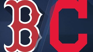 8/24/17: Urshela, Diaz lead Tribe in rout of Red Sox