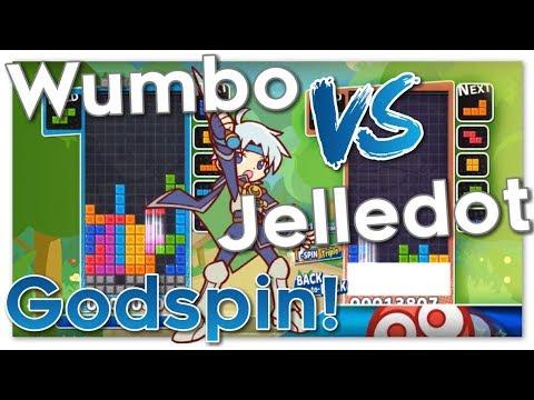 Puyo Puyo Tetris – Wumbo vs Jelledot God Spin (PC)