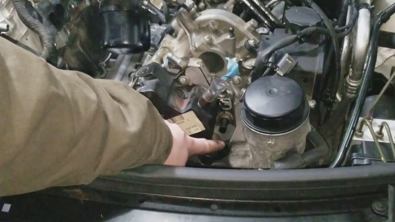 Jeep merMercedes OM642 V6 3.0 Cdi Diesel injector rail 320 cdi 280 cdi Chysler