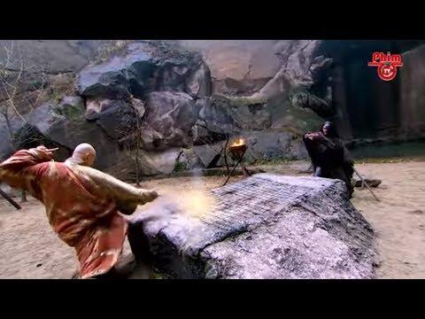 Cái Kết Đắng Cho Kẻ Khinh Thường Võ Công Của Thiên Long Tự  | Thiên Long Bát Bộ | Phim Khủng