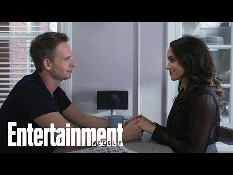 Suits' Patrick J. Adams, Meghan Markle Leaving After Season 7 | News Flash | Entertainment Weekly