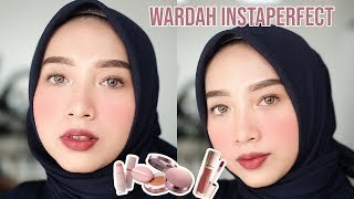 WARDAH INSTAPERFECT REVIEW!! YAY OR NAY?!
