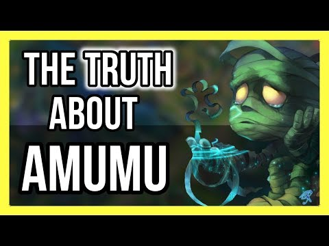 Why NO ONE should play Amumu Jungle - League of Legends