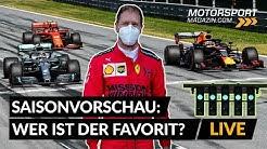 Kann Vettel in Spielberg gewinnen? | Formel 1 Saisonvorschau 2020
