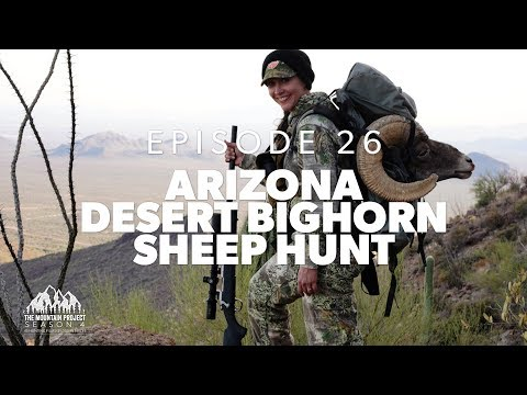 This happens just once in a lifetime - Ep.26 - Arizona Desert Sheep Hunt