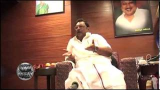 DMK Karunanidhi Son Alagiri Exclusive Interview to Dinamalar Viewers
