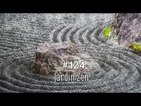 #124 Karesansui, jardin Zen