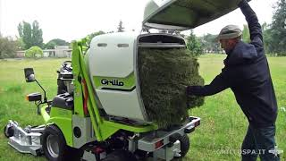 Grillo FD2200 4WD Commercial Mower