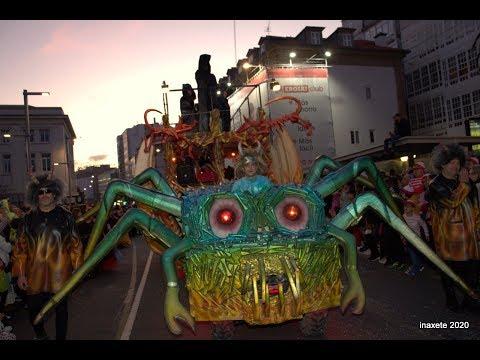 VIDEO: Desfile Carnaval Coruña 2020