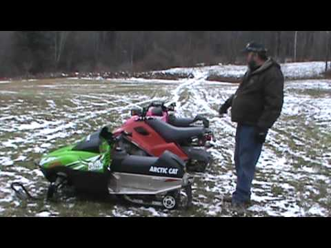 2014 arctic cat speedwerx 206rr vs snow scoot vs arctic cat z120