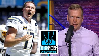 Does Philip Rivers deserve the deal he got from the Colts? | Chris Simms Unbuttoned | NBC Sports