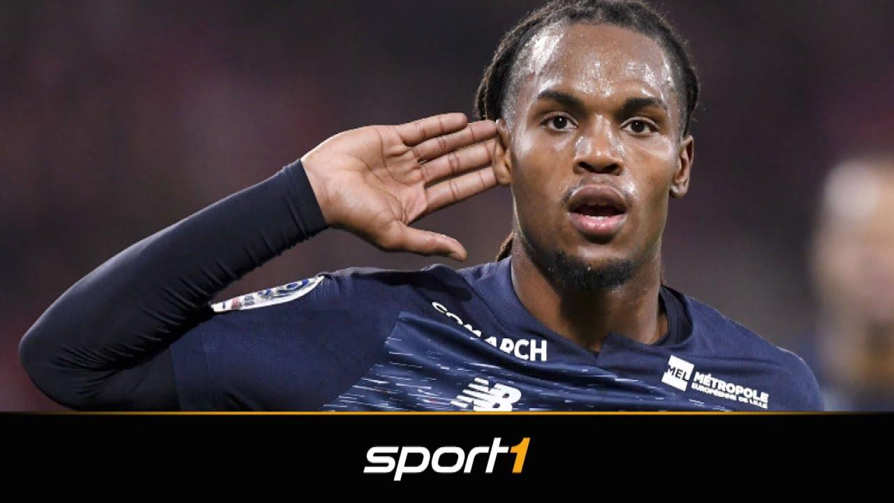 Lille lehnte Mega-Angebot für Renato Sanches ab   SPORT1 - TRANSFERMARKT -  YouTube