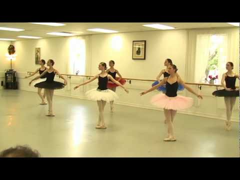 Victoria International Ballet Academy of Canada, Level 4 (out of 8) ballet exam