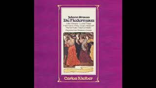 Johann Strauss II: Die Fledermaus / Carlos Kleiber (1976/2018)