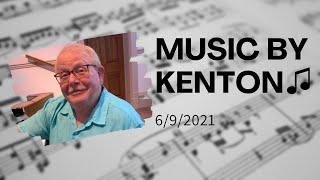 Music by Kenton   June 9, 2021   Canonsburg UP Church