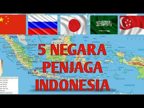 5 Negara Penjaga Indonesia Siap Tempur Jika Indonesia Diserang