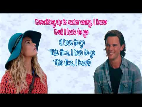 Mamma Mia Here we go again - Knowing me, knowing you - Lyrics Video