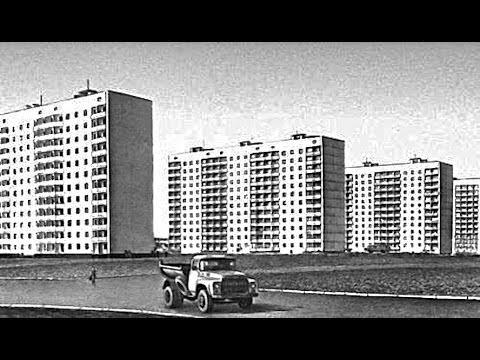 Путешествие в Челны, город на Каме, 1972 год. КАМАЗ, Татарстан. Фильм