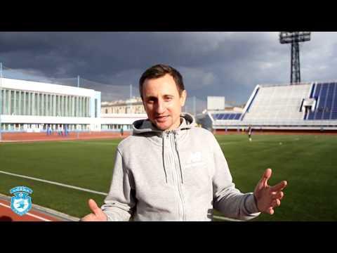 Роман Быков: 2 ноября в 15:30 все на футбол! Вход свободный!