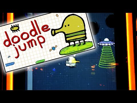 Doodle Jump Game - Arcade Version​​​ | ​​​