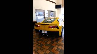 2014 Chevrolet Corvette Stingray Exhaust Clip | Northland Chevrolet | Superior, WI Chevy Dealership