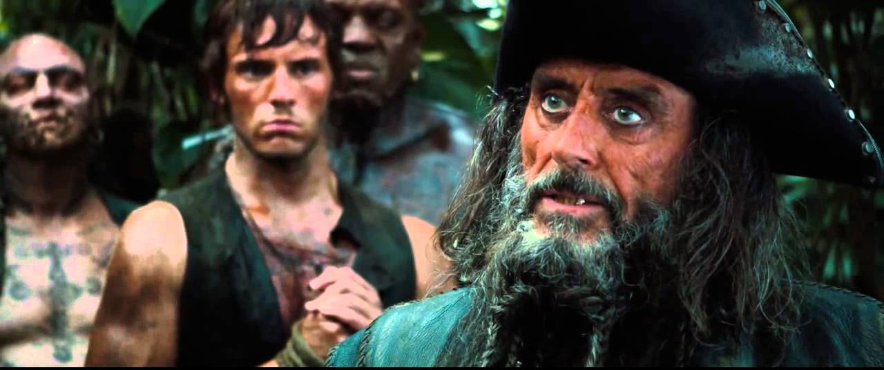 pirates of the caribbean on stranger tides theme song