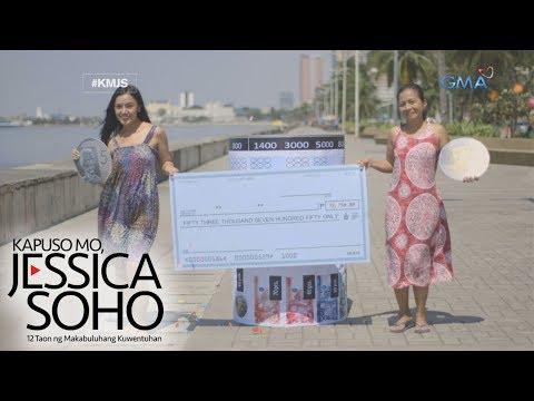 Kapuso Mo, Jessica Soho: Kakasa ka ba sa ipon-shade challenge?