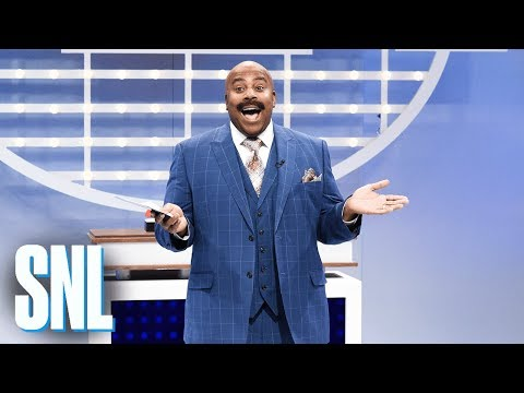 'Saturday Night Live' hosts an Oscars edition of 'Family Feud'